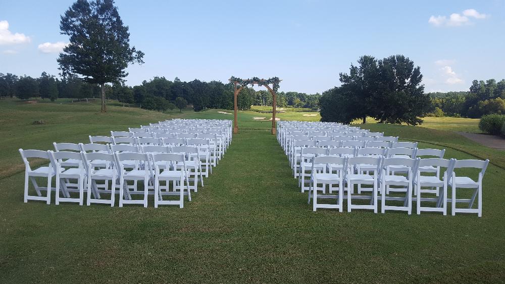 Wedding at Kiskiack Golf Club