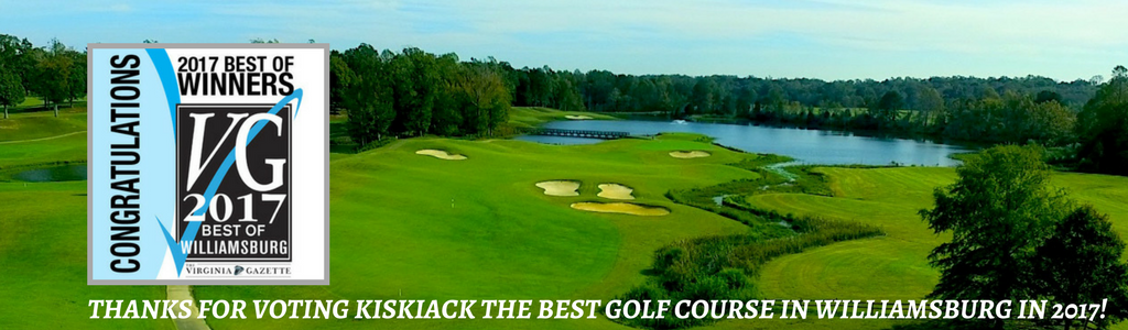 Home - Kiskiack Golf Club