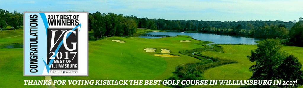 Kiskiack Golf Club course