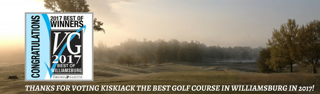Kiskiack GC at sunrise